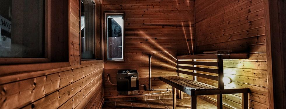 Sauna Risvær Brygger