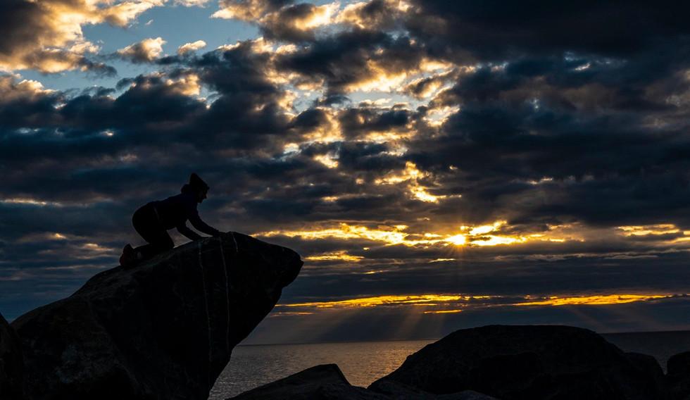 Ut mot havet Laukvika.jpg