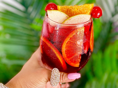 "Tipsy Tips ""SimpleSangria"" Sips Recipe"