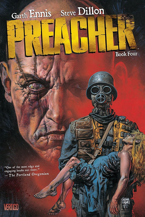 Preacher Book 4 (Garth Ennis & Steve Dillon)