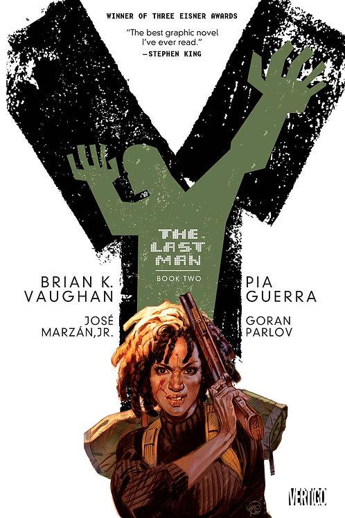 Y: The Last Man Book 2 (Brian K. Vaughan & Pia Guerra)