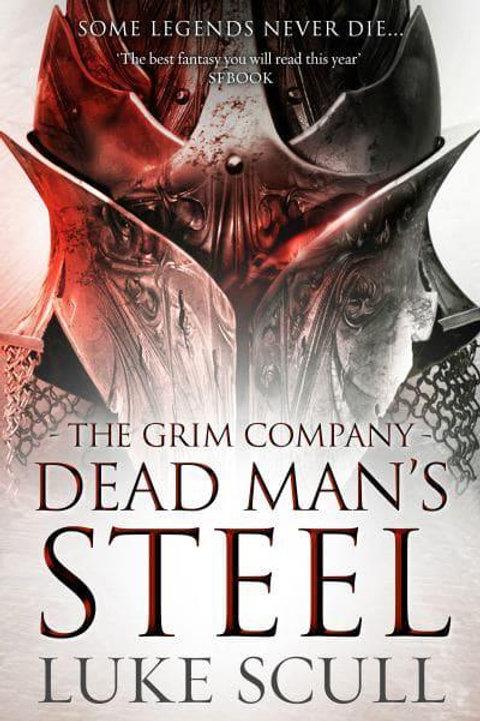 Dead Man's Steel (Luke Scull)