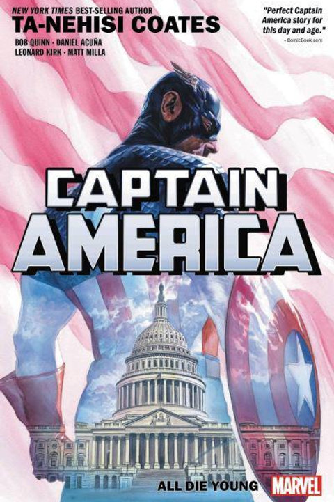 Captain America Vol4: All Die Young (Ta-Nehisi Coates & Jason Masters)