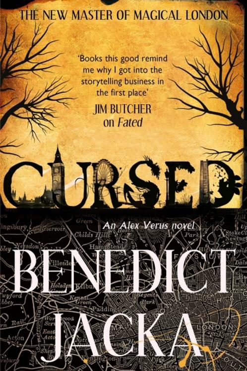 Cursed (Benedict Jacka)