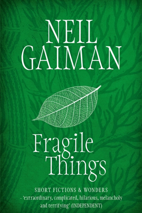 Fragile things (NEIL GAIMAN)