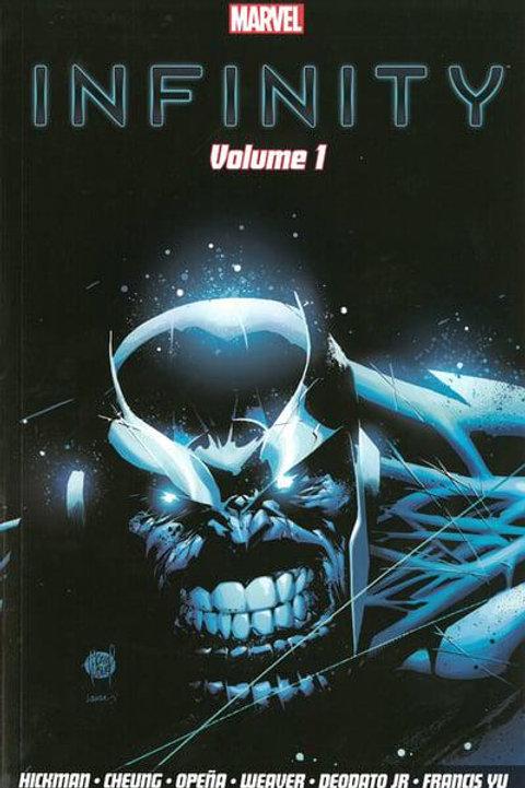 Infinity Vol1 (Jonathan Hickman & Jim Cheung)