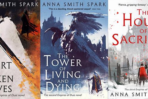 Empires of Dust (Anna Smith Spark)