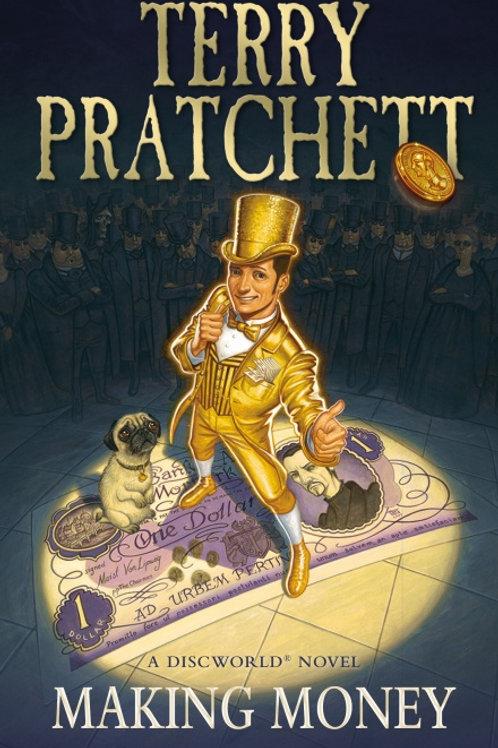 Making Money (Terry Pratchett)