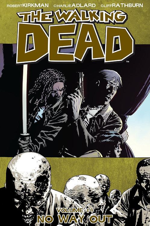 The Walking Dead Vol14: No Way Out (Robert Kirkman &Charlie Adlard)