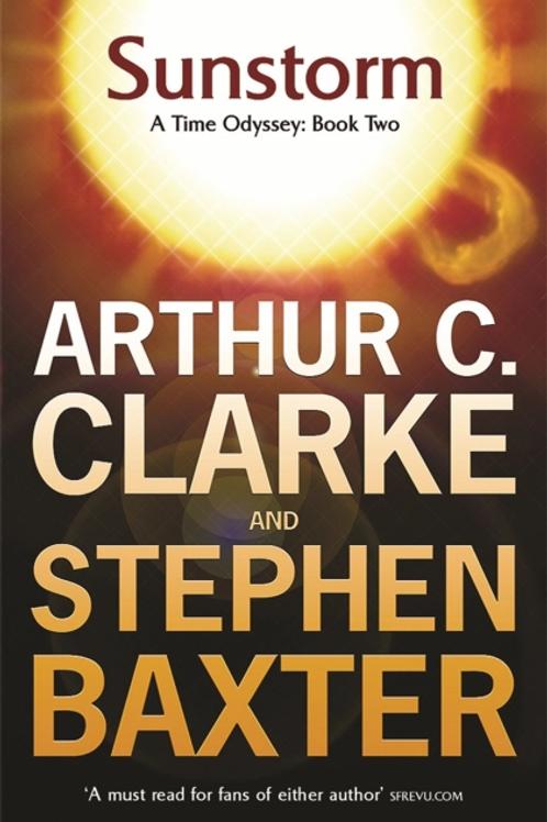 Sunstorm (ARTHUR C. CLARKE & STEPHAN BAXTER)