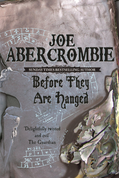 Before They Are Hanged PB (Joe Abercrombie)