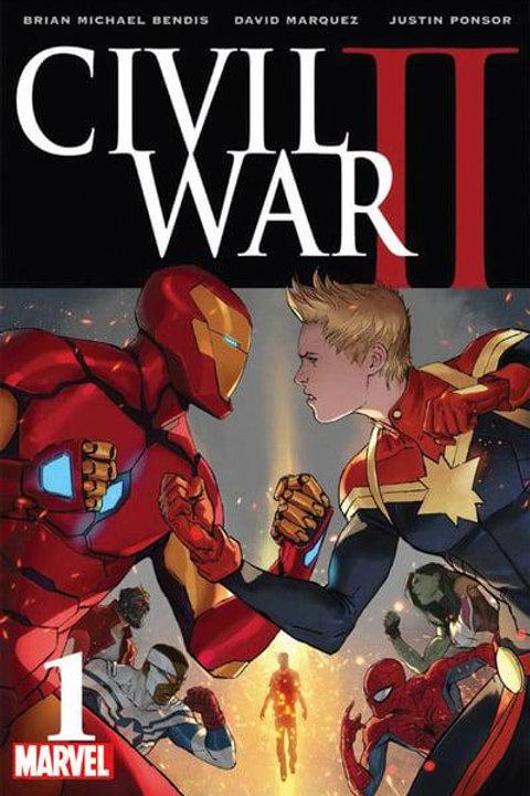 Civil War II (Brian Michael Bendis & David Marquez)