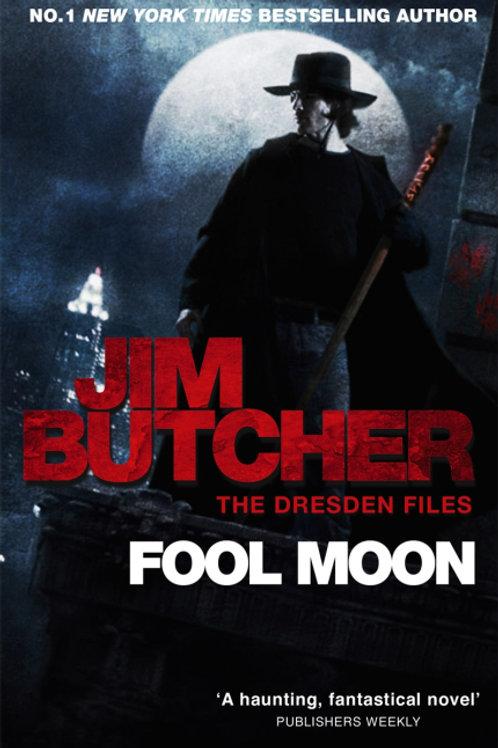 Fool Moon (JIM BUTCHER)
