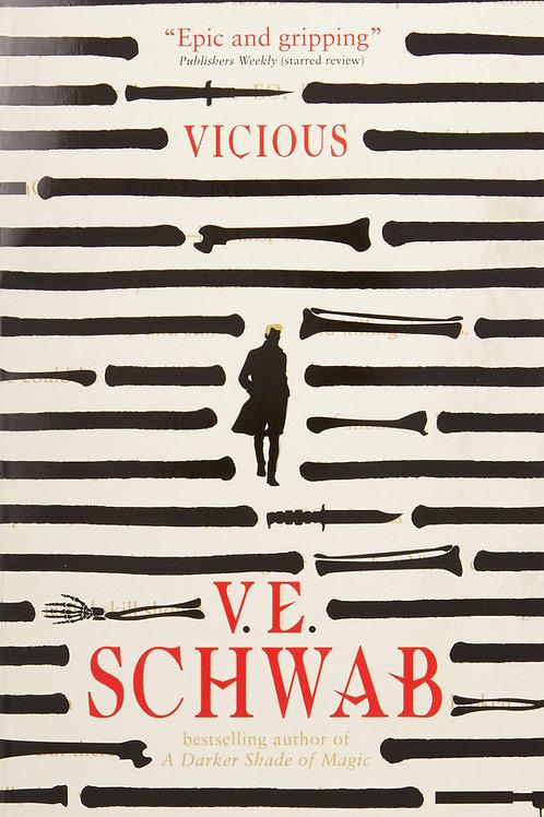 Vicious (V E Schwab)