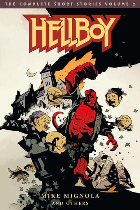 Hellboy: The Complete Short Stories Vol2 (Mike Mignola &Scott Hampton)