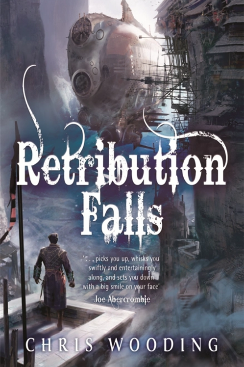 Retribution Falls (Chris Wooding)
