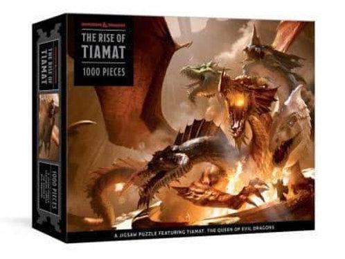 Rise of Tiamat Dragon Puzzle