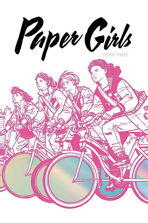 Paper Girls Book 3 (Brian K. Vaughan & Cliff Chiang)