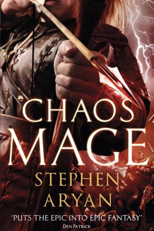 Chaosmage (Stephen Aryan)