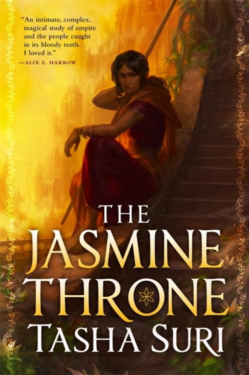 The Jasmine Throne (Tasha Suri)