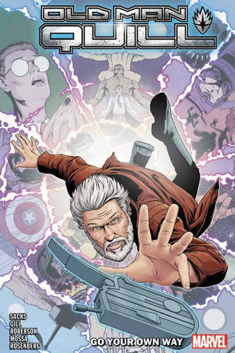 Old Man Quill Vol2: Go Your Own Way (Ethan Sacks & Robert Gill)