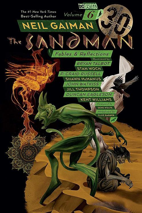 The Sandman Vol6: Fables And Reflections(Neil Gaiman & Bryan Talbot)