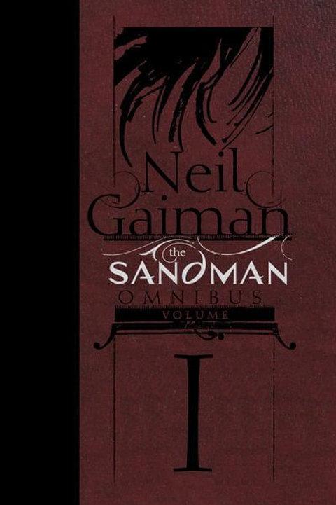 The SandmanOmnibus Vol1 (Neil Gaiman & Sam Kieth)