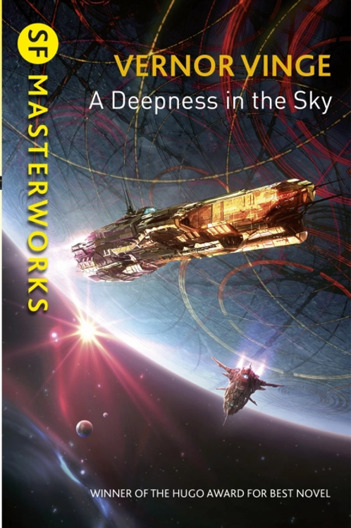 A Deepness In The Sky (VERNOR VINGE)