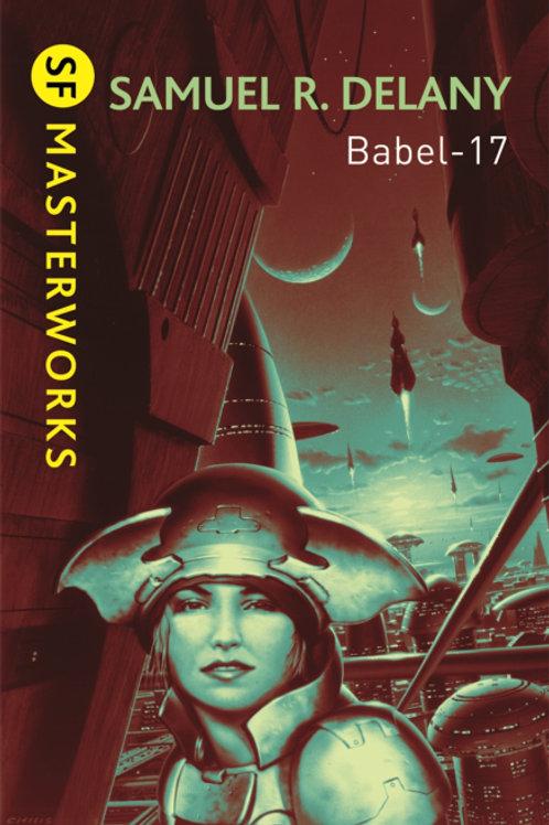 Babel-17 (SAMUAL R. DELANY)
