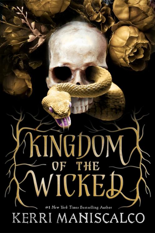 Kingdom of the Wicked (Kerri Maniscalco)