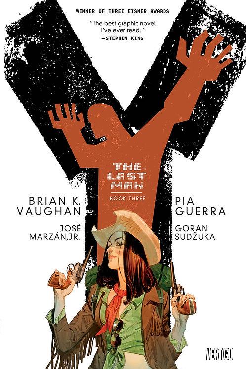 Y: The Last Man Book 3 (Brian K. Vaughan & Pia Guerra)