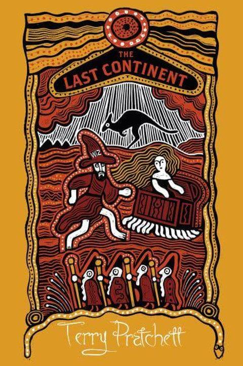 The Last Continent (Terry Pratchett)