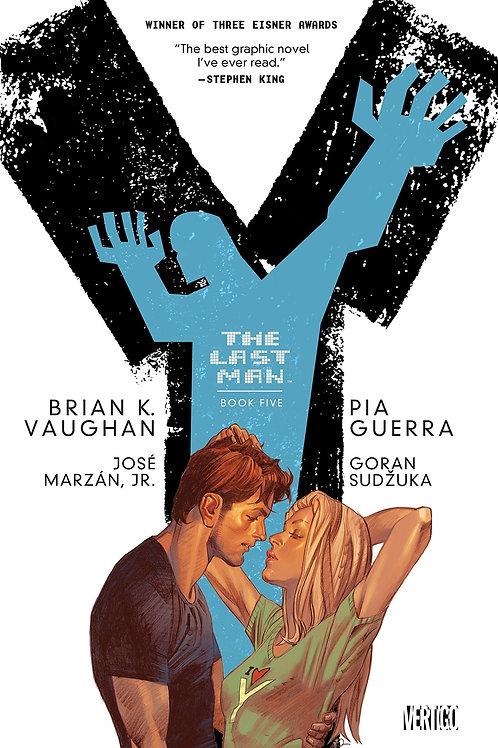 Y: The Last Man Book 5 (Brian K. Vaughan & Pia Guerra)