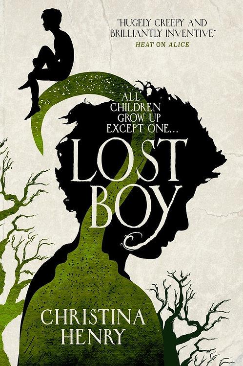 Lost Boy (Christina Henry)