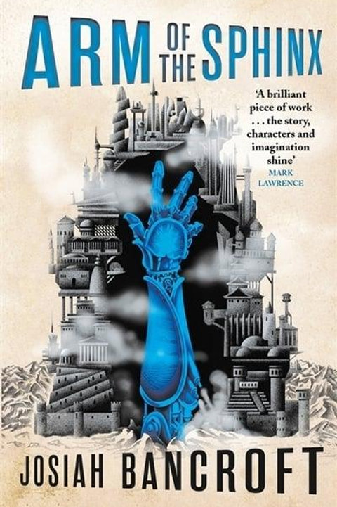 Arm of the Sphinx (Josiah Bancroft)