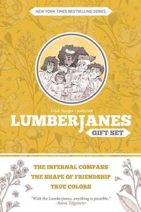 LumberjanesGraphic Novel Gift Set (Lilah Sturges & Polterink)