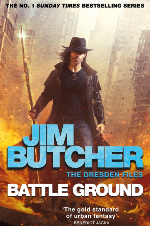 Battle Ground (JIM BUTCHER)