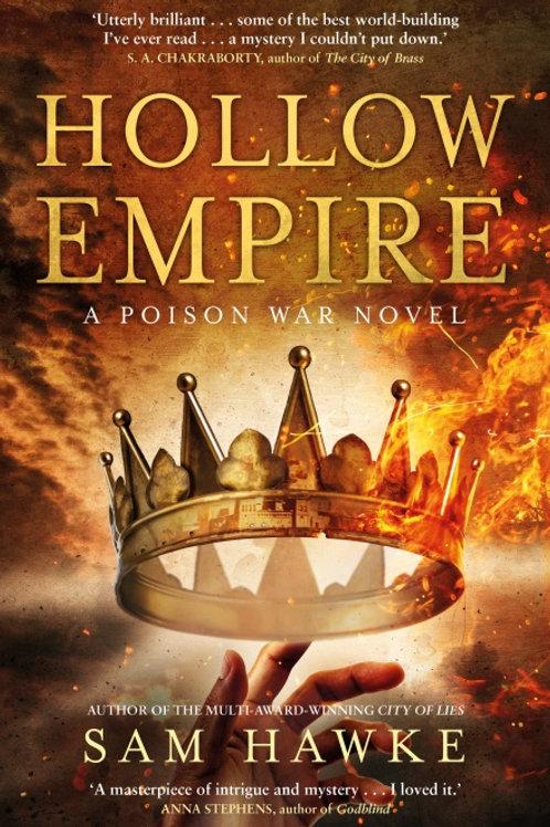 Hollow Empire (SAM HAWKE)