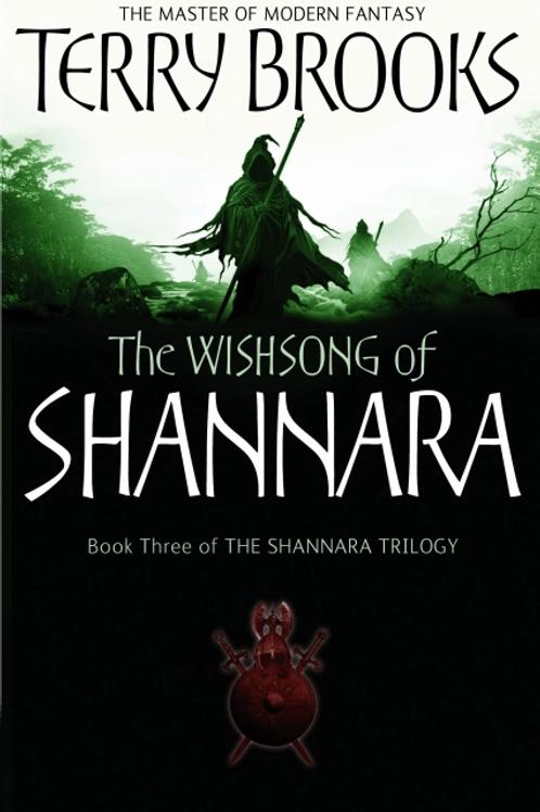 The Wishsong of Shannara (TERRY BROOKS)