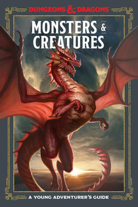 Monsters & Creatures A Young Adventurer's Guide