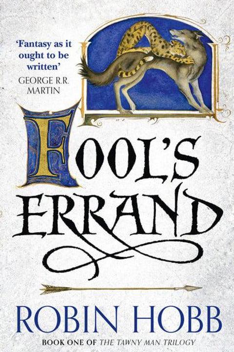 Fool's Errand (Robin Hobb)