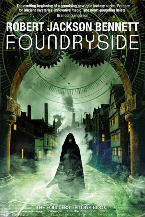 Foundryside (Robert Jackson Bennett)