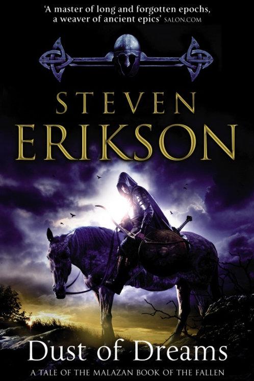 Dust of Dreams (Steven Erikson)