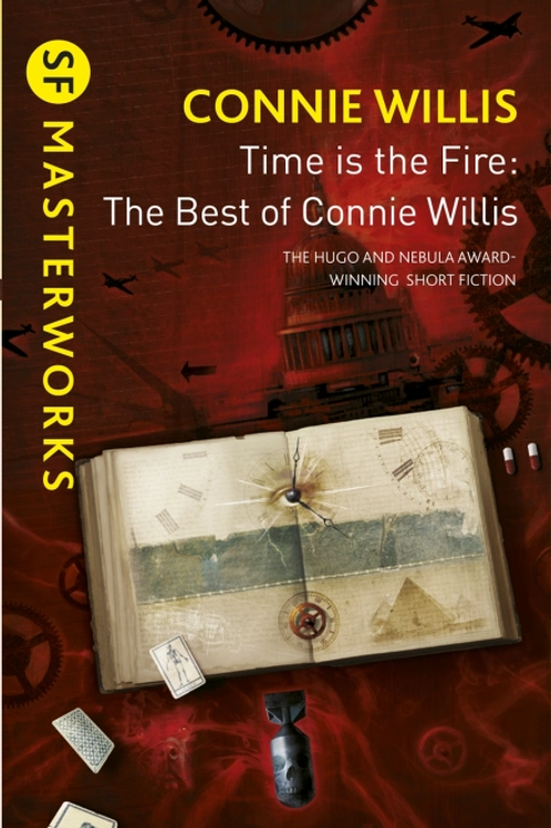 Time Is The Fire (CONNIE WILLIS)