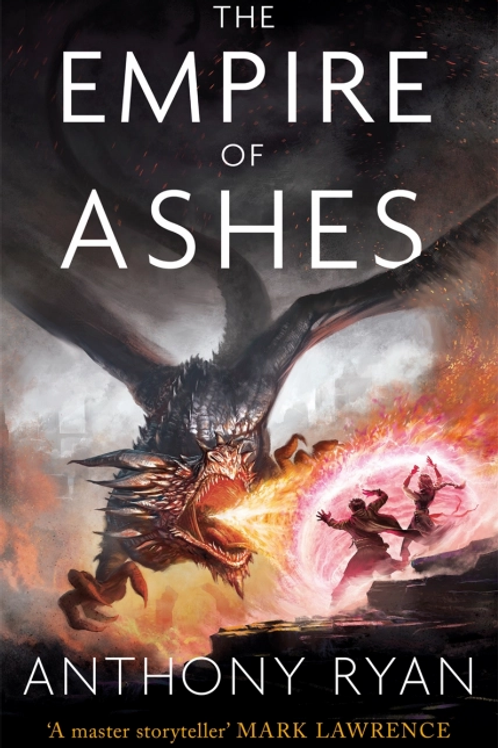 The Empire of Ashes (Anthony Ryan)