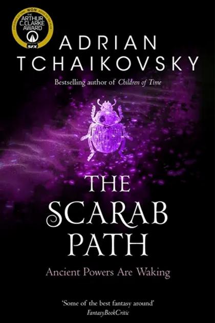 The Scarab Path (Adrian Tchaikovsky)