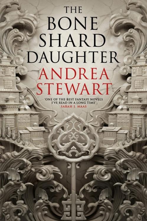 The Bone Shard Daughter HB (Andrea Stewart)