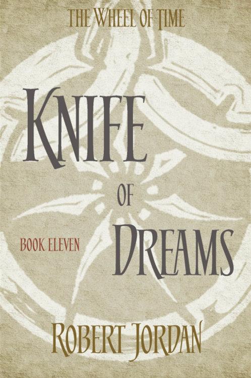 Knife of Dreams (ROBERT JORDAN)