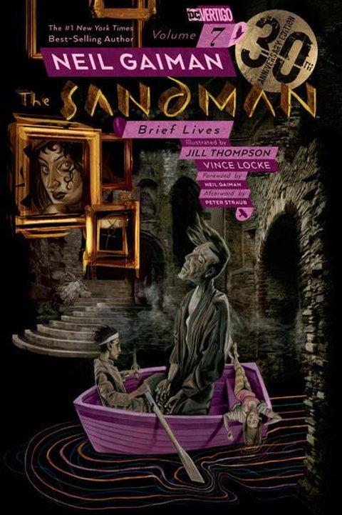 The Sandman Vol7: Brief Lives(Neil Gaiman & Jill Thompson)