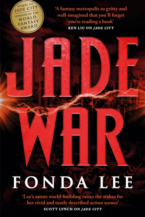 Jade War (Fonda Lee)